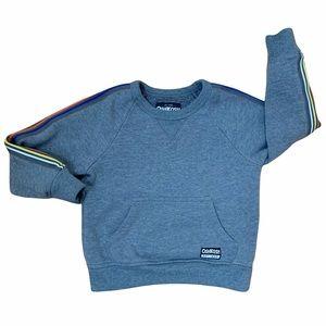 Oshkosh Grey Crew Neck Sweatshirt Size 3T